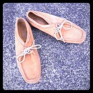 Sperry Top-Sider Camel Suede